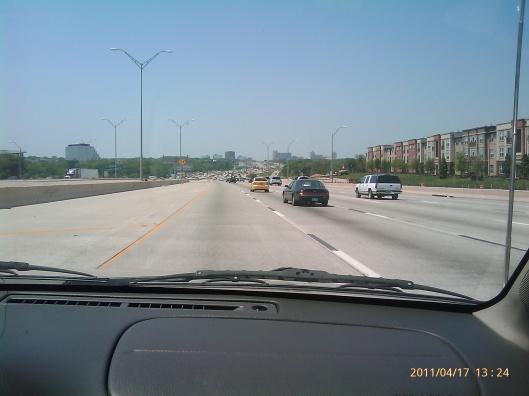 Foto scattata dall'androidphonino dell'Apolide a Dallas, Texas, Stati Uniti d'America.